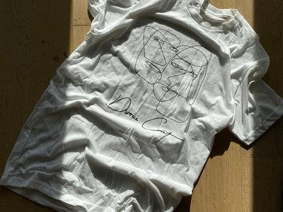 Divorce Court x Kevin Castañeda T-Shirt (White - Size S/M) main photo