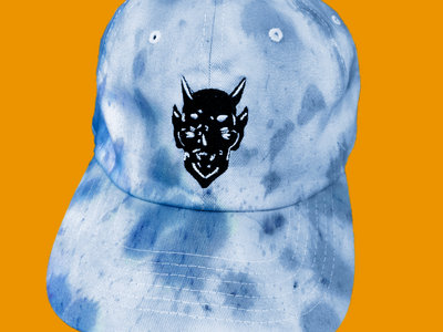 Tie Dye Embroidered Ball Cap main photo