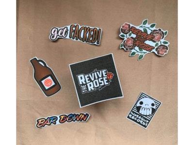 RTR Sticker Bundle Pack (Benji's Home Market) main photo