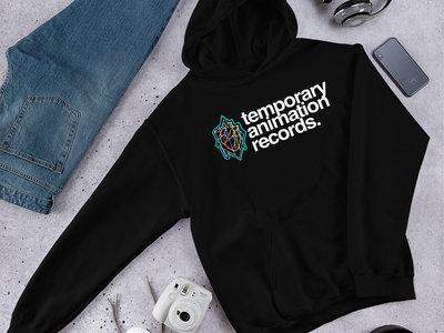 Temporary Animation Records - Bleeding Hearts Unisex Hoodie main photo