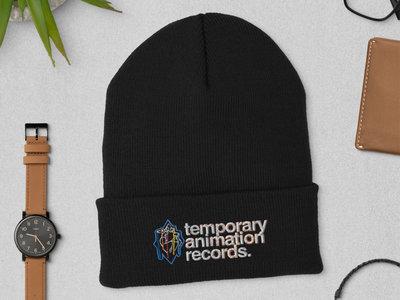 Temporary Animation Records - Bleeding Hearts Cuffed Beanie main photo