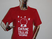 Fortune Stellar Records T-Shirt photo