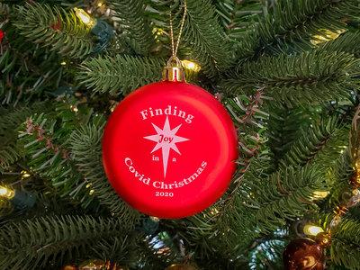 Christmas Tree Ornament 2020 main photo