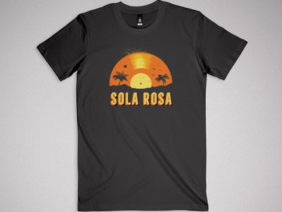 Sunset Design T-Shirt main photo