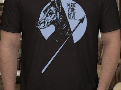 MITD x Noségo Devildog T-shirt + Cassette main photo