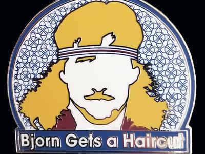 Bjorn Gets a Haircut Pin main photo