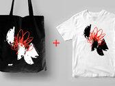 OJM Tote Bag + T-Shirt photo
