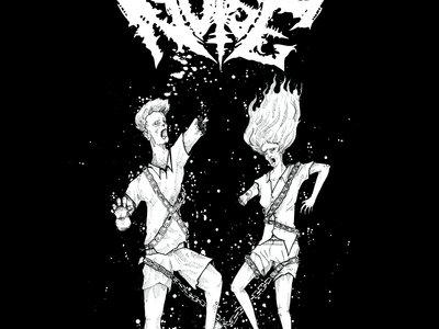 Synchronized Drowning t-shirt main photo