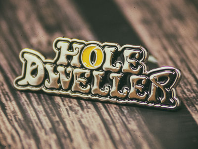 Hole Dweller Enamel Pin main photo