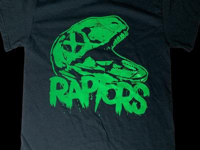 Raptors Glow in the dark Tee main photo
