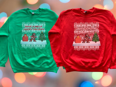 Mega Holiday Christmas Sweaters (Red and Green) main photo