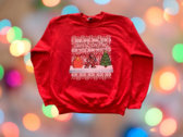 Mega Holiday Christmas Sweaters (Red and Green) photo