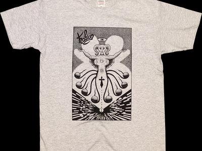 T-Shirt, Ash Grey main photo
