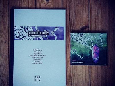 'Kingdom of Roots' tab book + CD main photo
