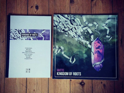 'Kingdom of Roots' tab book + vinyl main photo
