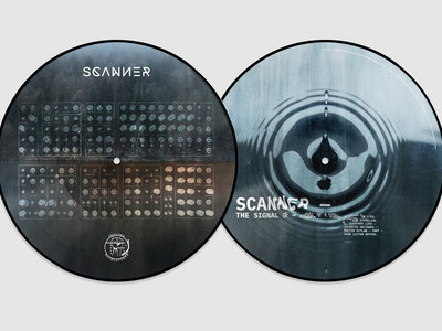 Scanner - The Signal Of A Signal Of A Signal (Limited Picture Disc Vinyl 100 Only) Donated To Touched Music main photo