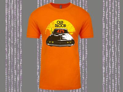 "OLD BLOOD - ""429"" Orange Shirt main photo"