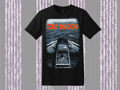 "OLD BLOOD - ""Lake Bottom"" T-Shirt main photo"