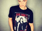 Ash Code - 'Disease' Tee photo