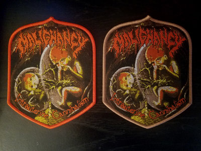 Intrauterine Cannibalism Patch main photo