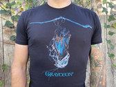 MOTHERS WEAVERS VULTURES Chrysalis T-Shirt photo