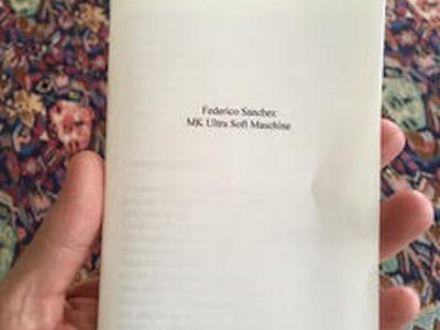 MK Ultra Soft Maschine–Textbuch main photo
