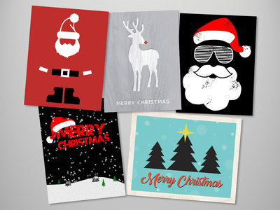 Christmas Cards (30 pack) main photo