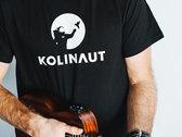 KOLINAUT T-Shirt schwarz photo