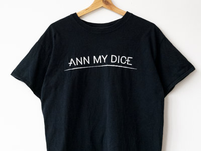 Ann My Dice T-shirt main photo