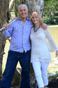 Terry Oldfield and Soraya image