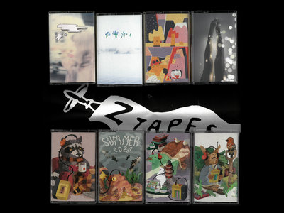 8 Compilation Cassettes And Tote Bag Bundle main photo