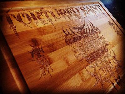 Tortured Cutting Board main photo