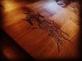Tortured Cutting Board photo
