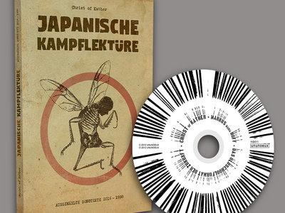JAPANISCHE KAMPFLEKTÜRE + CD 'DAS OLDSCHOOLFORMAT DER ZUKUNFT' main photo