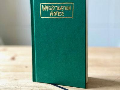 Investigation Notes main photo