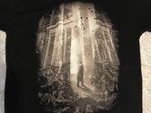 'Alternative Pantheïsm' Longsleeve& Embroidered Patch photo