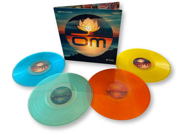 """4 x 12"""" Limited Edition Collectors 180 Gram Colored Vinyl Format main photo"""