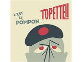 1 x C'est le Pompon CD & T-shirt bundle photo