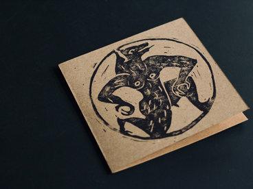 Limited Edition Handmade CD-r main photo