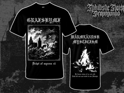 Wärmländsk Mysticism Shirt main photo
