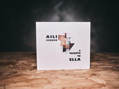 Aili Ikonen & Tribute to Ella – CD main photo