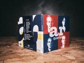AR Quartet – CD photo