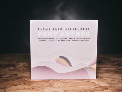 Flame Jazz Messengers: Port Arthur – CD main photo