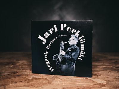 Jari Perkiömäki Organic Baritone Quartet – CD main photo