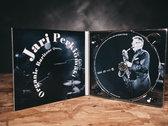 Jari Perkiömäki Organic Baritone Quartet – CD photo