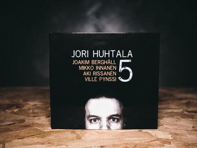Jori Huhtala 5 – CD main photo