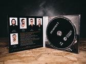 Jori Huhtala 5 – CD photo