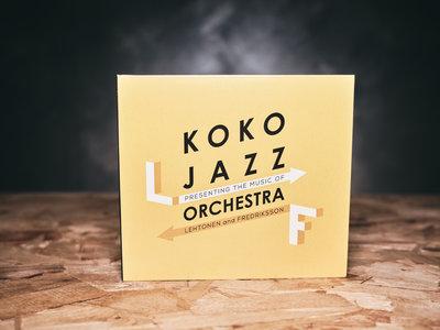 Koko Jazz Orchestra: Music of Lehtonen and Fredriksson – CD main photo