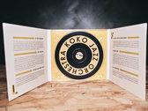 Koko Jazz Orchestra: Music of Lehtonen and Fredriksson – CD photo