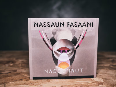 Nassaun Fasaani: Nassonaut – CD main photo